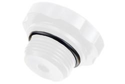 Gummi-Ring für 03-274/03-645. Ersatz Gummi-Ring für Münzschraub Verschluss 03-645 oder Gewindeteil 03-199.