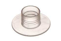 Medical Tubing Flanges. Straight, weldable, tubing flange for medical and other applications.
