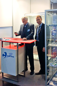 Carmo attended MEDICA/COMPAMED in Düsseldorf, Germany, November 14th-16th !