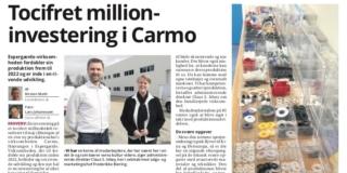 Carmo Investerer_2018-03-28_Helsingoer_dagblad_cropped