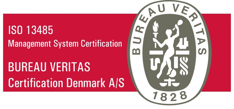 Carmo has successfully recertified ISO 13485