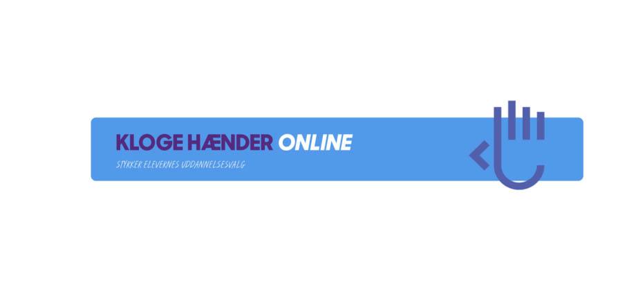 """Carmo støtter """"Kloge hænder online"""""""