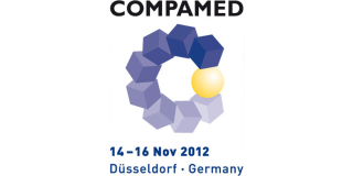 Carmo attended MEDICA/COMPAMED in Düsseldorf, Germany, November 14th-16th