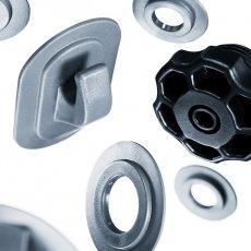 Les composants en PVC et en plastique pour le soudage HF et le soudage par haute fréquence